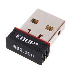 Mini Nano USB 2.0 802.11n 150Mbps Wifi Network Adapter