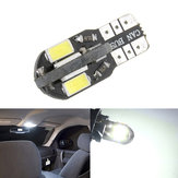 Canbus T10 194 168 W5W 5730 8LED SMD Car Side Wedge Light Bulb