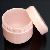 50ml Empty Facial Cream Container Lotion Pot Travel Pink Face Makeup Cosmetic