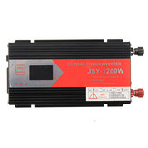 Original DC 12V to AC 220V Converter Modified Sine Wave Power Inverter 300W/500W/1000W/1200W