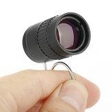 IPRee™ 2.5x17.5mm Mini Compact Telescope Pocket Monocular HD Optic Lens With Knuckle Finger Ring