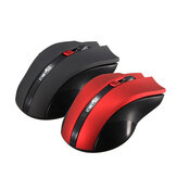 HXSJ X50 Wireless Mouse 2400DPI 6 Buttons ABS 2.4GHz Wireless Optical Gaming Mouse