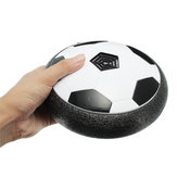 Air Power Soccer Disc Football Indoor Outdoor Hover Ball LED Lighting Music Toys For Kids Gift