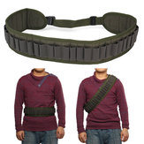 Original Outdoor 30 Holes Hunting Cartridge Belt Tactical Shooting Bullet Bag