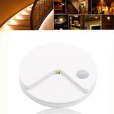Original USB Rechargeable PIR Motion Sensor Light Control LED Night Lamp Wall Light for Cabinet Toilet Aisle