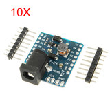 Original 10Pcs WeMos® DC Power Shield V1.0.0 For WeMos D1 Mini