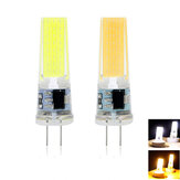 G4 3W Dimmable SMD2508 Pure White Warm White Crystal LED Light Bulb AC110V AC220V