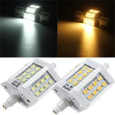 Bright R7S 10W Non-Dimmable 78mm 24 SMD 5730 LED Corn Bulb 10W Flood Light Halogen Lamp 85-265V