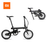 Original Xiaomi Smart Folding Bike Bluetooth 4.0 Smart Bike Support For APP Aluminum Alloy Frame