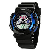 SKMEI 0895 Double Display Alarm Multi-function Waterproof Sport Watch