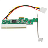 1083 Chip Free Driver PCI-E Express to PCI Adapter Card