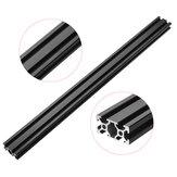 Original Machifit 500mm Length Black Anodized 2040 T-Slot Aluminum Profiles Extrusion Frame For CNC