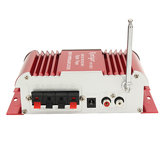 Kentiger™ HY-601 12V 30W Universal Car HIFI with LED 2-Channel Amplifier