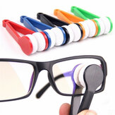 Original Microfiber Mini Sun Glasses Eyeglass Clean Brush Cleaner Cleaning Spectacles Tool