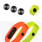 Original Mi-jods Black Band Buckle for Xiaomi Miband 2 Smart Wristband Wrist Strap