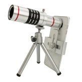 18X Optical Zoom Telescope Phone Lens+Universal Clip For Cell Phone