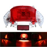 Original 12V Motorcycle Turn Signal Light Rear Tail Lamp For GY6 Scooter 50cc