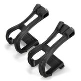 Fixed Gear Bike Bicycle Mountain Bike MTB Pedal Toe Clips Straps Clip