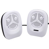 2X Portable USB Music Player Speaker For PC Laptop Computer Cell Phone