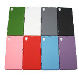 Protective Drift Sand Skin Back Case For Sony L39H Xperia Z1