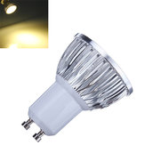 Dimmable GU10 6W 540LM Warm White Light LED Spot Bulb 220V