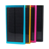 Original 086C  2600mAh USB Solar Power Bank Portable Charger For Mobile Phone