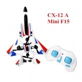 Original Cheerson CX-12 CX12 Mini Fighter 2.4G 4CH 6 Axis LED RC Quadcopter