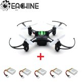 Original Eachine H8 Mini Headless Mode RC Quadcopter with 5pcs 3.7V 150mAh Battery
