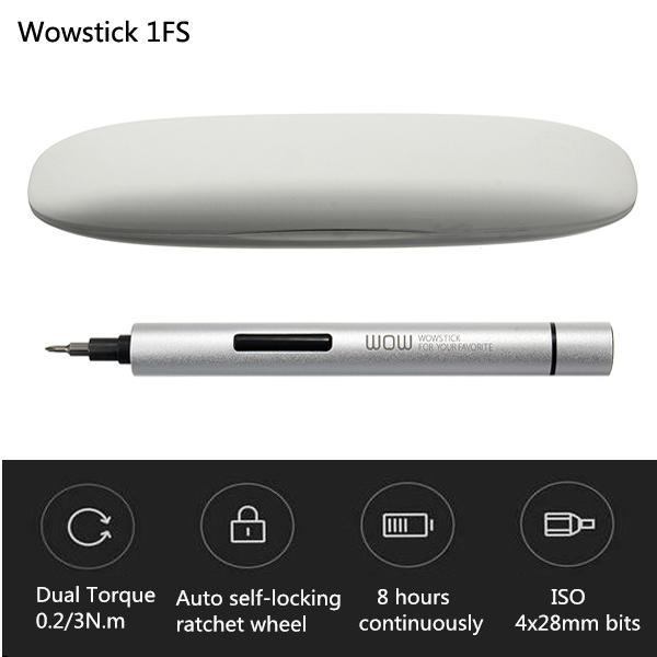 Wowtation® Wowstick 1fs Electric Screwdriver Cordless