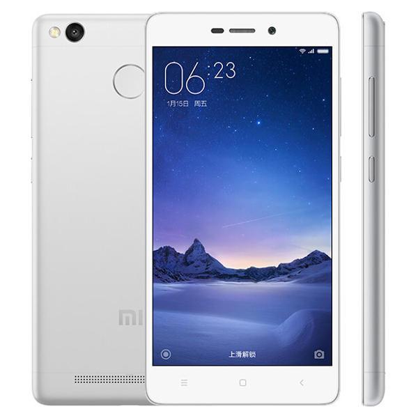banggood Xiaomi Redmi 3S Snapdragon 430 SILVER(シルバー)