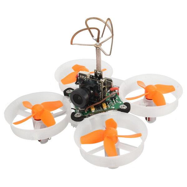 Eachine E010S 65mm Micro FPV RC Drone Quadcopter 800TVL CMOS F3 Brush Flight Controller thumbnail