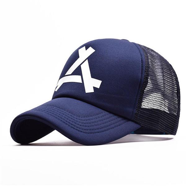Unisex Men Hat Thin Breathable Triangle Quick Dry Outdoor Sport Sunshade Mesh Baseball Cap