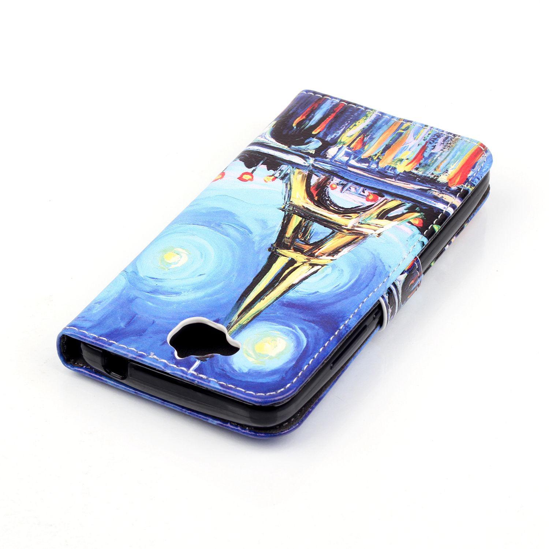 PU Phone Skin Leather Case Flip