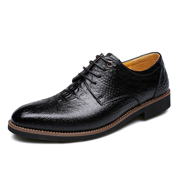 Men Shoes New Business Leather Formal