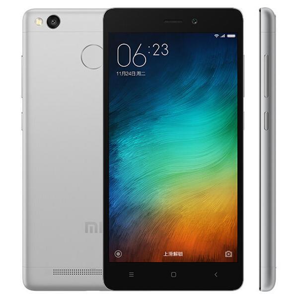 banggood Xiaomi Redmi 3S Snapdragon 430 GRAY(グレー)