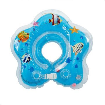 Baby Swimming Neck Ring Safety Floating Circle Double Thickening