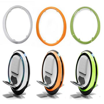 Ninebot One White/Green/Orange Colorful Protection Shell