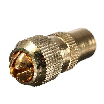 Connettore di antenna tv maschio - rf cavo coassiale connettore coassiale digitale terrestre