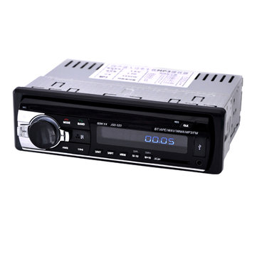 12V Bluetooth Car Stereo FM Radio