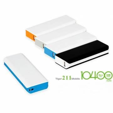 10400mAh grande capacità banca portatile di potere per il telefono mobile