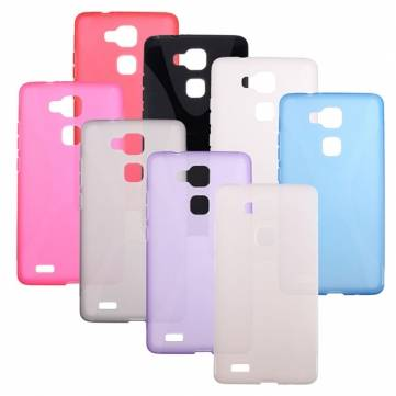 X Line Ultra Thin Soft TPU Gel Case For Huawei Ascend Mate 7
