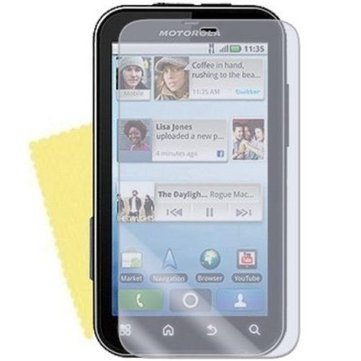 LCD Screen Protector Film Guard For Motorola Defy MB525