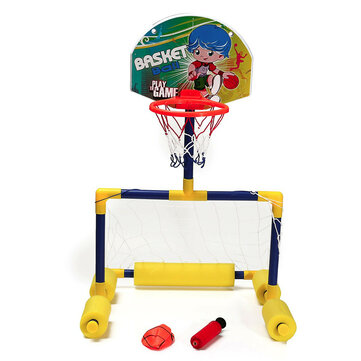 Zwembad Basketbal Toy Water Floatation Basketball game-apparatuur