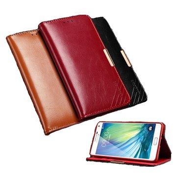 Kalaideng cuir véritable étui portefeuille pour Samsung Galaxy a7 A7000