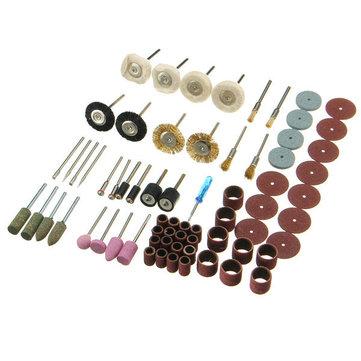 Accessoires d'outils rotatifs 70pcs pour le polissage du broyage