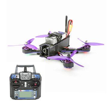 Eachine Wizard X220 FPV Racer ドローン  Blheli_S F3 6DOF 5.8G 48CH 200MW 700TVL  Camera w/ FlySky I6 RTF