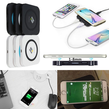 Winksoar QI Wireless Charger Charging Pad