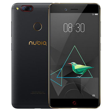 Buy ZTE Nubia Z17 mini Dual Rear Camera 5.2 inch 4GB 64GB Snapdragon 652 Octa core 4G Smartphone for $317.99 in Banggood store