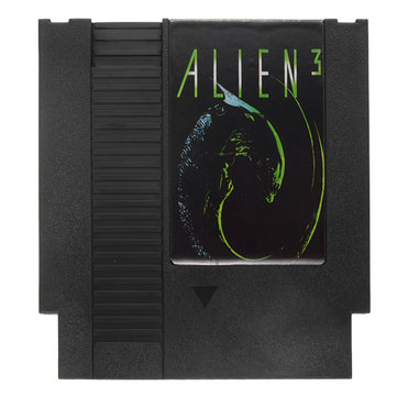 Alien 3 72 Pin 8 Bit Game Card Cartridge for NES Nintendo