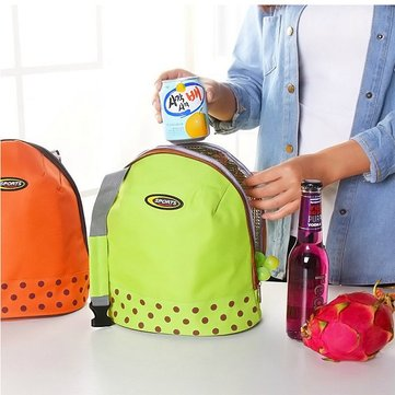 Thicked Keep Fresh Ice Bag Lunch Tote Bag Thermal Food Camping Picnic Bags Travel Bags